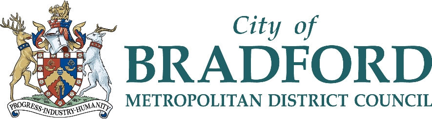 City of Bradford Council Logo